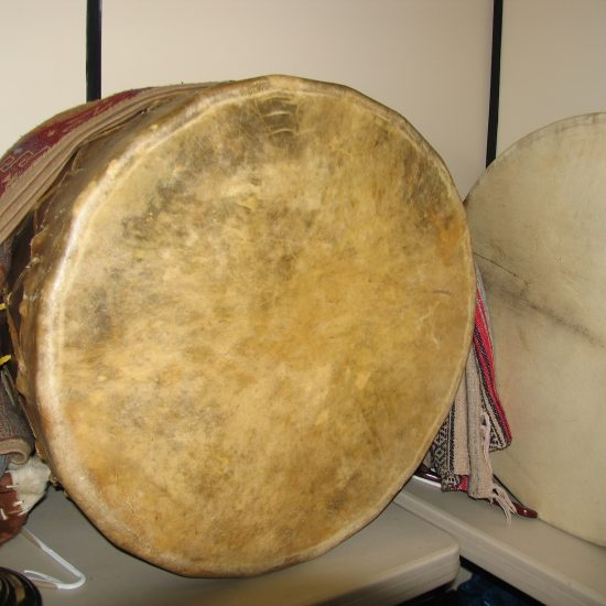Cultural Artifact: Sacred Prayer Drum