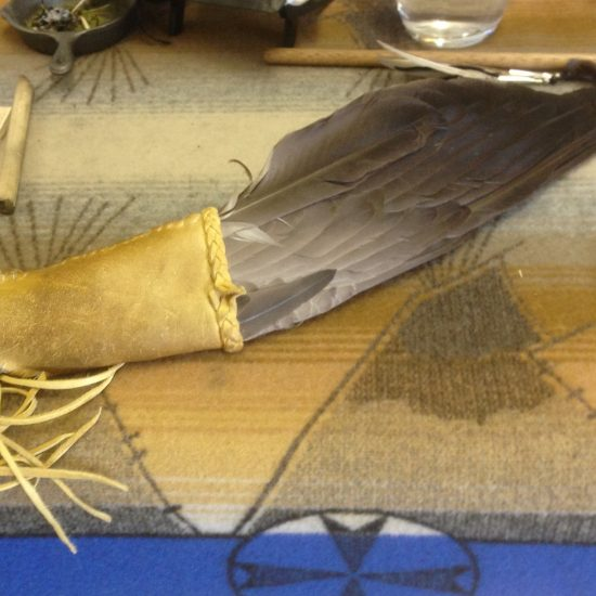 Cultural Artifact: Eagle feather