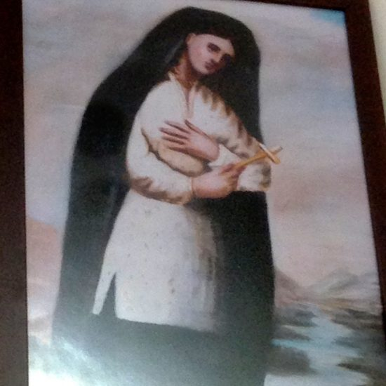 Artist: Unknown/St. Kateri/ Print
