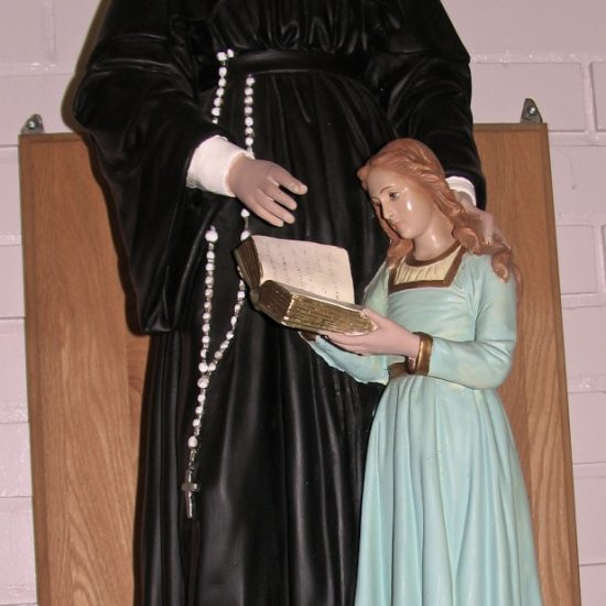 "Artifact: ""St. Angela"""