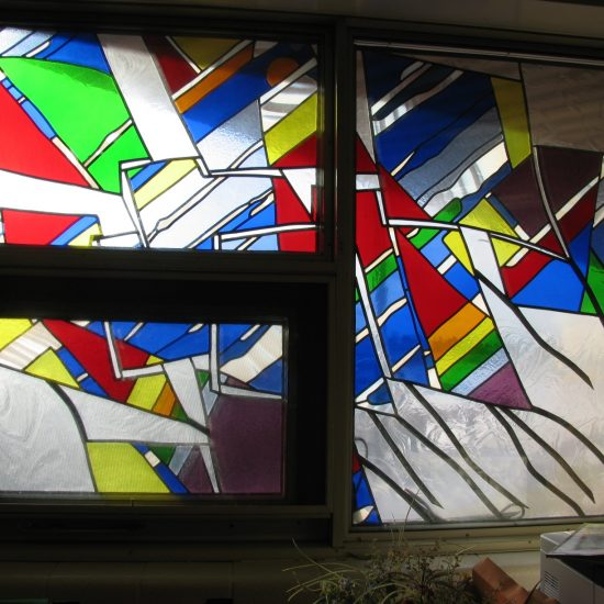 Artist: Brenda Malkinson/ Stained Glass (value unknown)