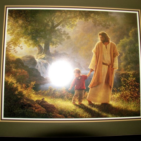 Artist: Greg Olsen – Limited Edition Print #109/950 (value unknown)