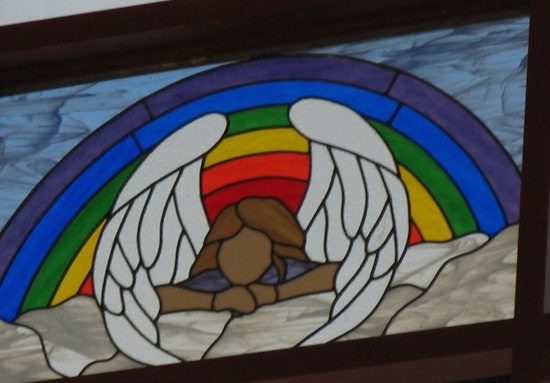 Artist: Unknown/Stained Glass