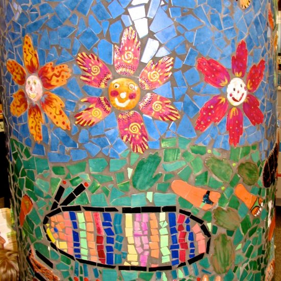 Artist: Debra Bryan/Mosaics (value unknown)