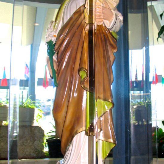 "Artifact: ""St. Joseph"""
