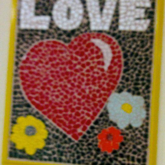 Artists: Parent Community/3 Plaques/Mosaics (donation)
