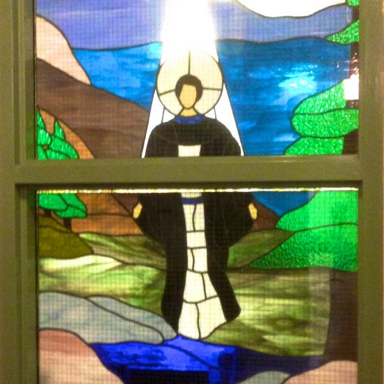 Artist: Unknown/Stained Glass Panels