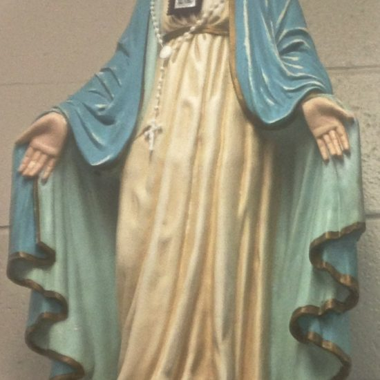 Artifact: St. Mary/Statue